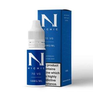 Nic Nic 70/30 Nicotine Booster Shot