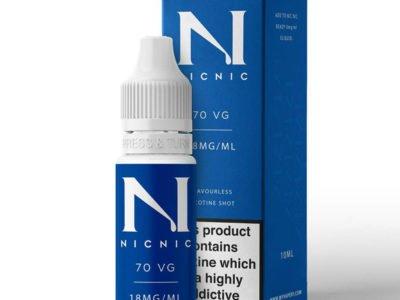 Nic Nic 70 / 30 Nicotine Booster Shot