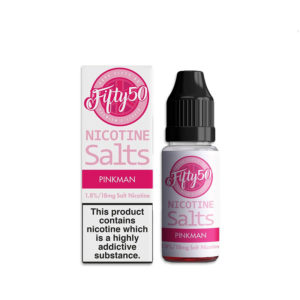 Pinkman 10ml Nikotin Salt Eliquid By Fifty50 Nikotinsalte