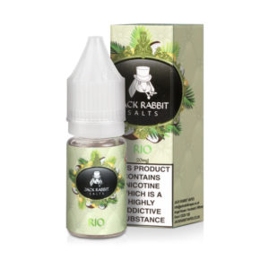 Rio Nikótín Salt Eliquid By Jack Rabbit Vapes
