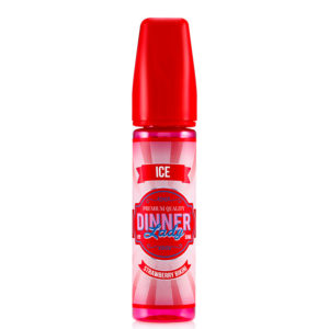 Strawberry Bikini Ice 50ml Eliquid Shortfills By Dinner Lady Ice