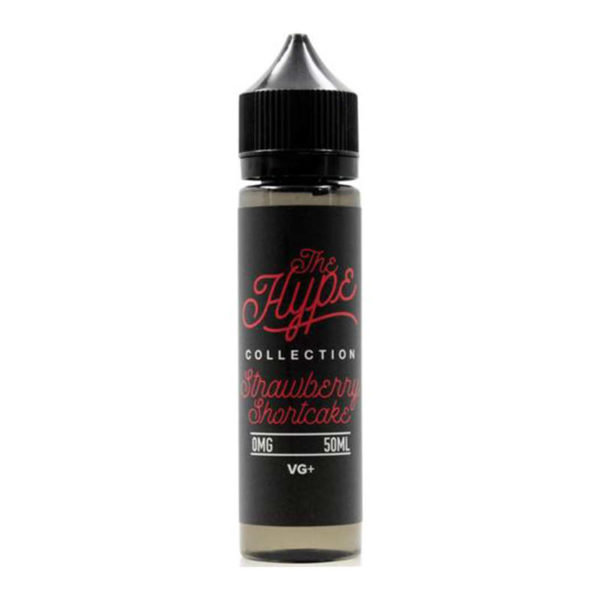 Strawberry Shortcake 50ml Eliquid Shortfills By The Hype