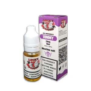 Vimmy Nicotine Salt Eliquid By Lucky 7 Eliquid Salts