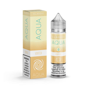 Vortex 50ml Eliquid Shortfills By Aqua Classic Range