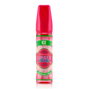 Wassermelonenscheiben Ice 50ml Eliquid Shortfills By Dinner Lady Ice