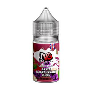 Apple Blackcurrant Slush 30ml Eliquid Flavour Concentrates By I Vg