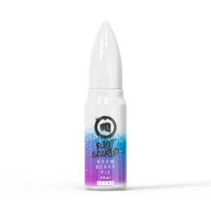 Boom Berry Pie 30ml Eliquid Flavour Concentrates By Riot Squad
