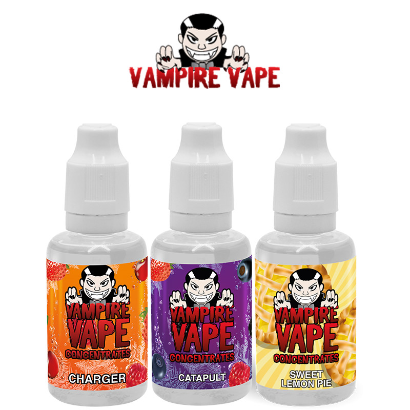 Vampire Vape E-Liquid Flavour Concentrates