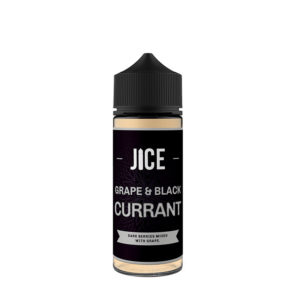 Grape And Blackcurrant 100ml Eliquid Shortfills By Jice