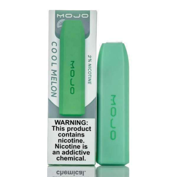 Cool Melon Disposable Vape Pen Device By Mojo