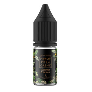 Creme De La Creme Guava Fresca 10ml Nicotine Salt Eliquid Bottle