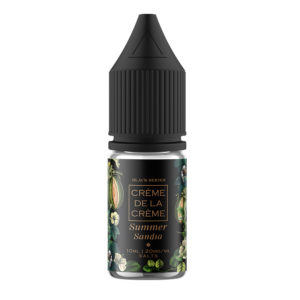 Creme De La Creme Summer Sandia 10ml Nicotine Salt Eliquid Bottle