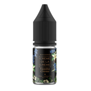 Vanille Creme Sel Nicotine E-liquide par Creme De La Creme