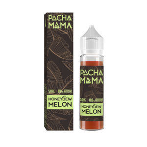 Honeydew Melon 50ml Eliquid Shortfill Bottle By Pacha Mama Ccd