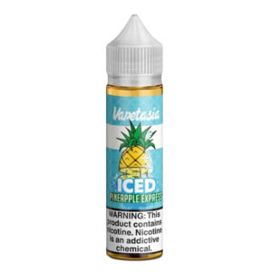 Iced Pineapple Express 50ml Eliquid Shortfills By Vapetasia