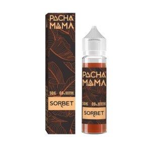 Σορμπέ Ελλειψίδη από το Pacha Mama