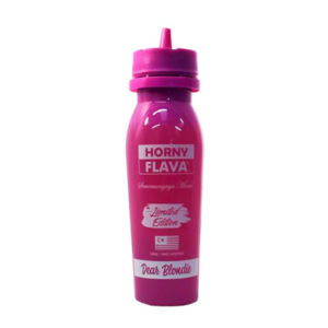 Dear Blondie 100ml Eliquid Shortfill Bottle By Horny Flava Limited Edition