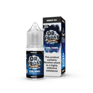 Energy Ice Nicotine Salt Eliquid Bottle With Box By Dr Frost