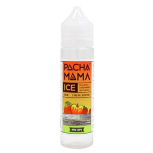 Fuji Apple, Strawberry Nectarine Ice E-liquid Shortfill By Pacha Mama
