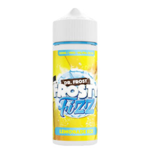 Лимонадна лед 100ml Eliquid Shortfill бутилка от Dr Frost Frosty Fizz