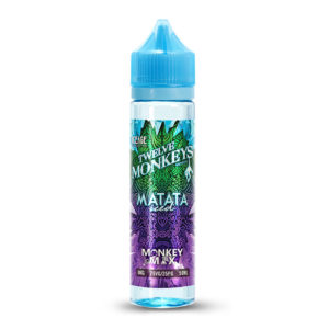Matata Iced 50ml Eliquid Shortfill Flaske forbi Twelve Monkeys Iceage 1