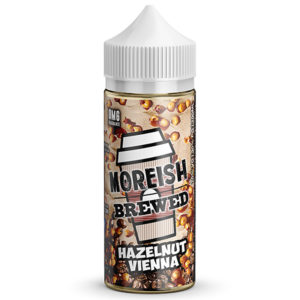 Hazelnut Vienna 100ml E Liquid Shortfills By Moreish Παρασκευάζεται