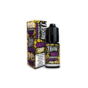 Lemon Berry Pie 10ml Nicotine Salt Eliquid By Doozy Vape Salts