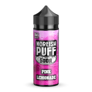 Pink Lemonade 100 ml Eliquid Shortfills van Morish Puff Soda