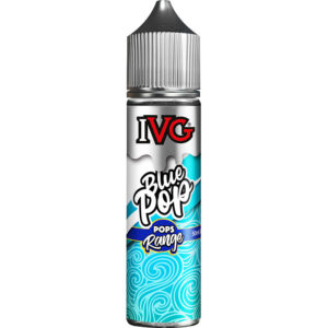 Blue Pop 50ml Eliquid Shortfill von I Vg Pops Range