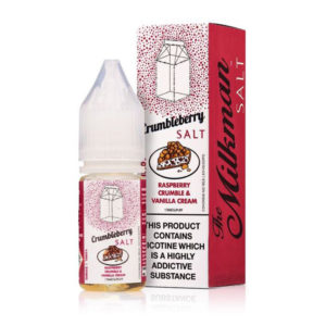 Crumbleberry Nikotinsalz Eliquid By The Milkman Salzen