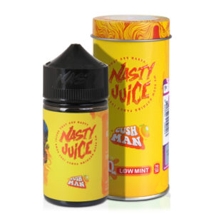Nasty Juice Cush Man Eliquid Shortfill Bottle With Box