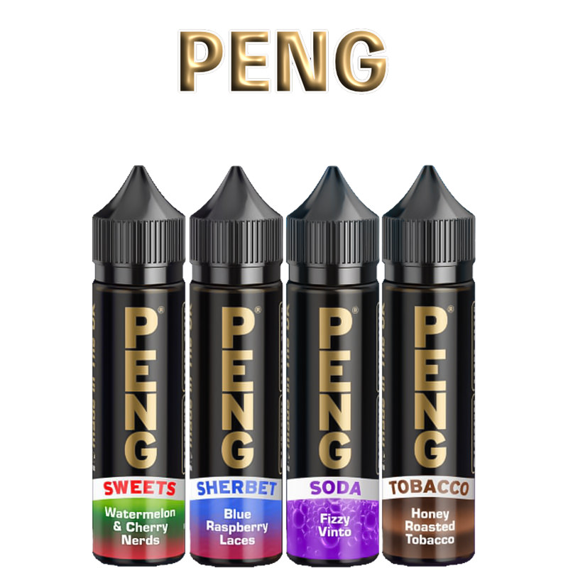 PENG E-Liquid Shortfills