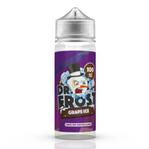 Mixed Fruit Ice 100ml E-liquid Shortfill By Dr Frost
