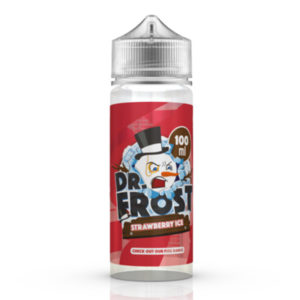 Mixed Fruit Ice 100ml E-vloeistof Shortfill By Dr Frost