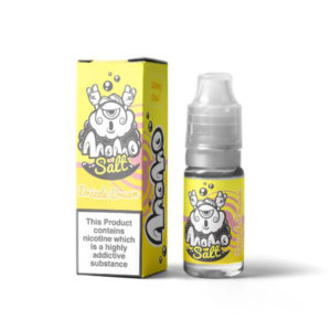 Motregen Dream Nicotine Salt E-liquid door Momo Salt