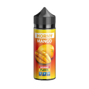 Mango 100ml Eliquid Shortfill Bottle By Horny Flava