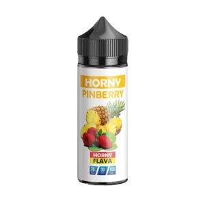 Pinberry 100 ml tekočina Shortfill Po steklenički Horny Flava