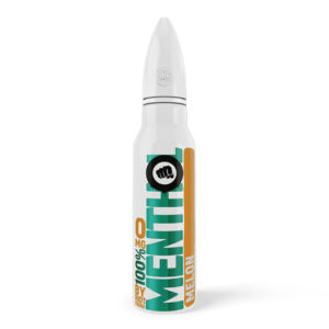 Meloen 50ml Eliquid Shortfills By Riot Squad 100 Menthol