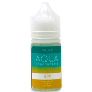 Aqua Flow 30 ml Eliquid Flavor Concentrate Bottle By Marina Vape