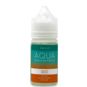 Aqua Oasis 30 ml Eliquid Flavor Concentrate Bottle By Marina Vape