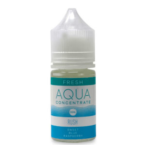 Aqua Rush 30 ml Eliquid Flavor Concentrate Bottle By Marina Vape