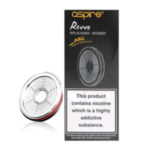 Aspire Revvo Arc Replacement Vape Coils With Box