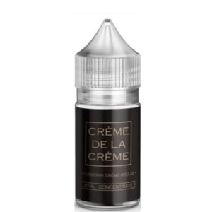 Blueberry Creme Brulee 30ml Eliquid Flavor Concentrate Bottle By Marina Vape
