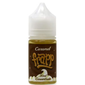 Caramel Frapp 30 ml Eliquid Flavor Concentrate Bottle By Marina Vape
