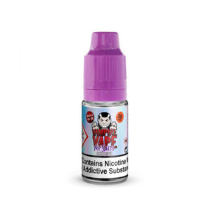 Charger Nicotine Salt Eliquid By Vampire Vape Nic Salts