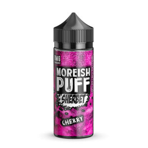 Apple & Mango E-vätska Shortfill By Moreish Puff Sherbet