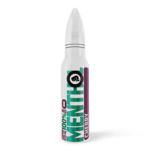 Cherry 50ml Eliquid Shortfills By Riot Squad 100 Menthol
