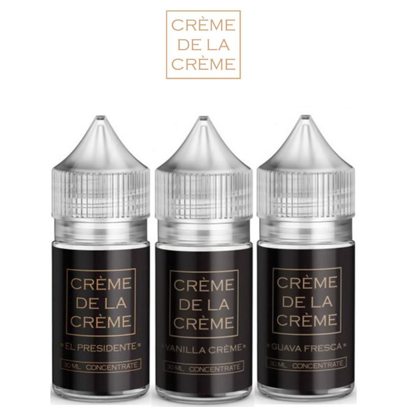 Creme De La Creme Συμπυκνώματα γεύσης E-υγρού