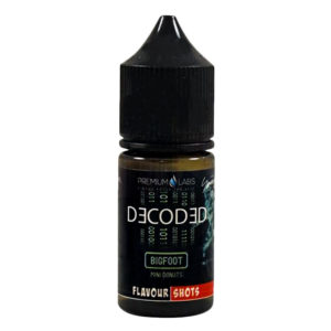 Decoded Bigfoot 30ml Botella Concentrado Sabor Líquido