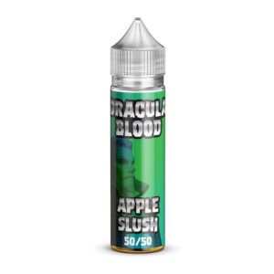 Dracula Blood æble Slush 50ml Eliquid Shortfill Flasker